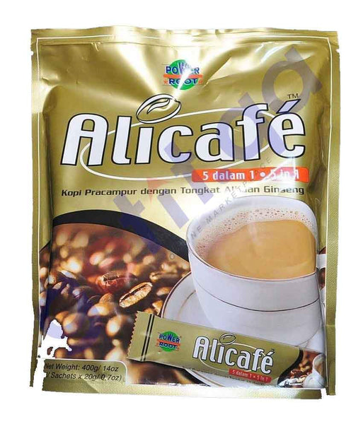 FOOD - ALICAFE
