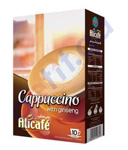 FOOD - ALICAFE CAPPUCCINO INSTANT