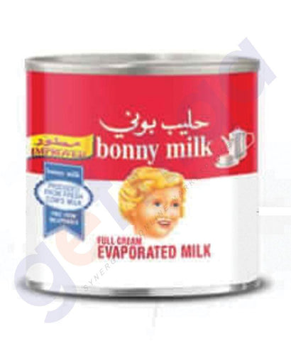 FOOD - BONNY FULL CREAM EVAPORATED MILK
