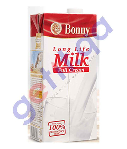FOOD - Bonny Long Life Milk Full Cream