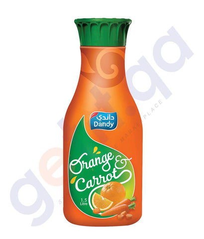 FOOD - Dandy Orange Carrot 1.5 Ltr