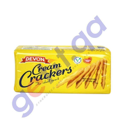 FOOD - DEVON CREAM CRACKER 200 GM