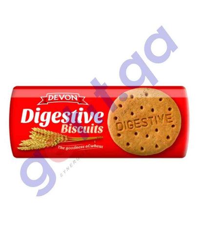 FOOD - DEVON DIGESTIVE BISCUIT 250 GM