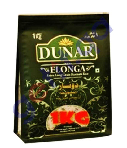 FOOD - DUNAR ELONGA XL GRAIN BASMATI RICE