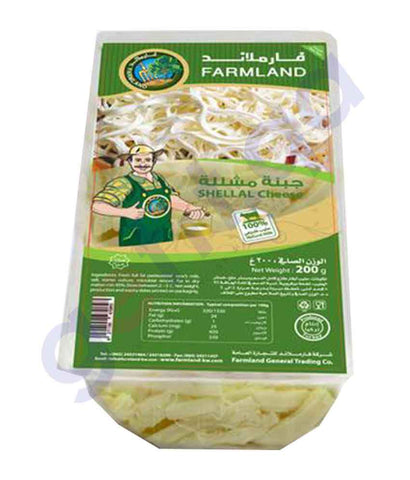 FOOD - FARMLAND SHELLAL CHEESE
