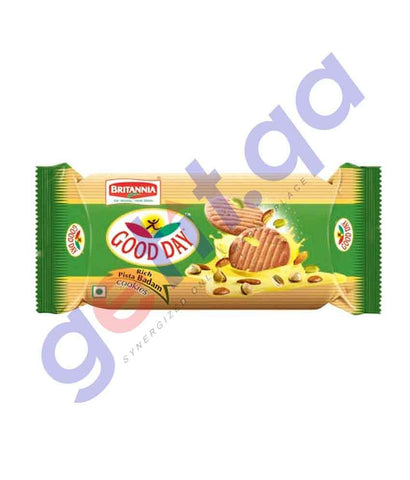 FOOD - GOOD DAY PISTACHIO - ALMOND COOKIES 90gm