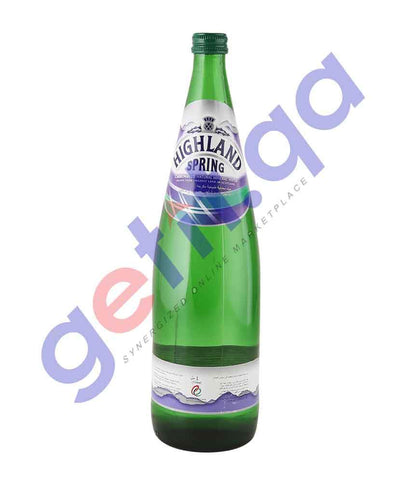 Food - HIGHLAND CARBONATED WATER