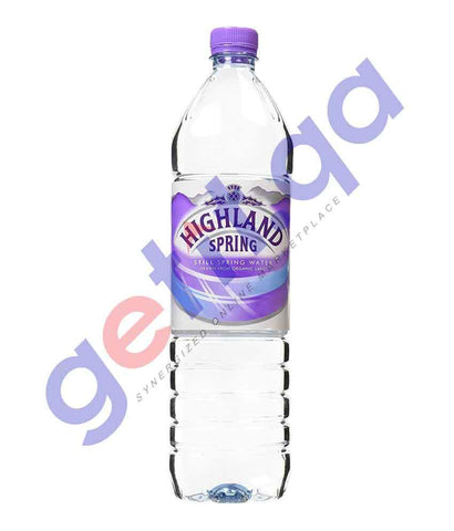 FOOD - HIGHLAND MINERAL WATER