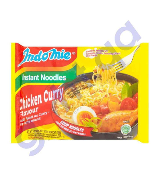 FOOD - Indomie 5nos Chicken Curry