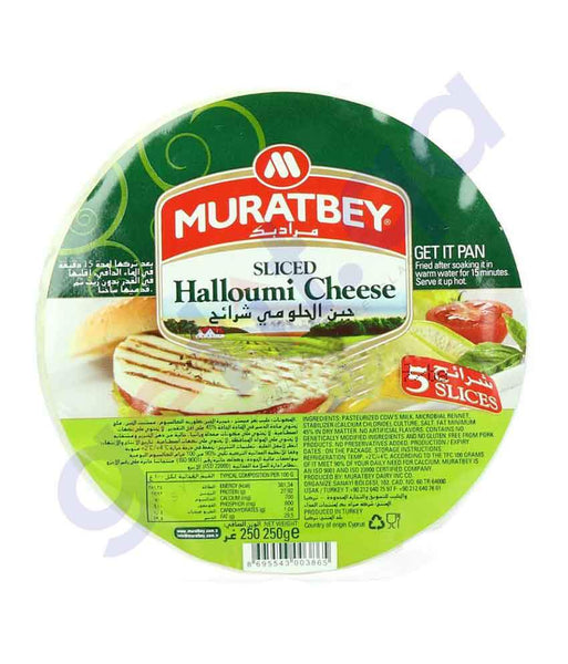 FOOD - MURATBEY SLICED HALLOUMI(200gm)