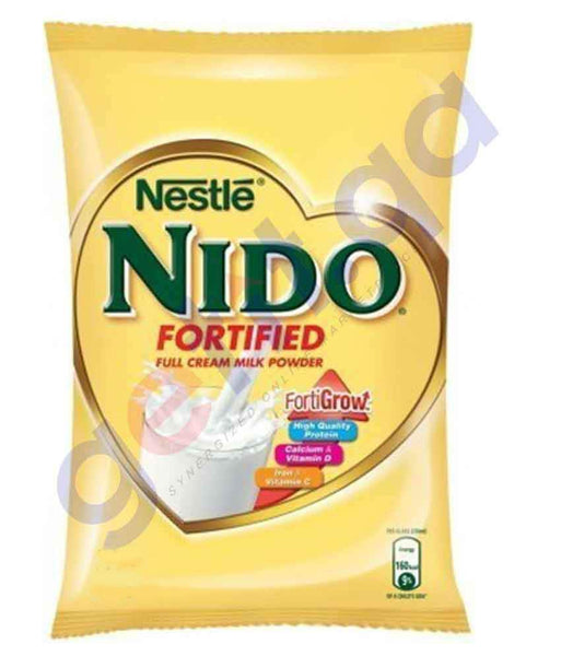 Buy Nestle Nido Milk Powder Pouch Price Online Doha Qatar