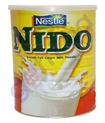FOOD - Nido Tin Milk Powder