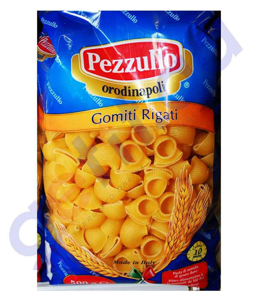 FOOD - PEZULLO GOMITI RIGATI