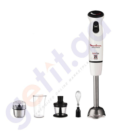 Food-Processor - MOULINEX HAND BLENDER- 750WATTS -DD86C127