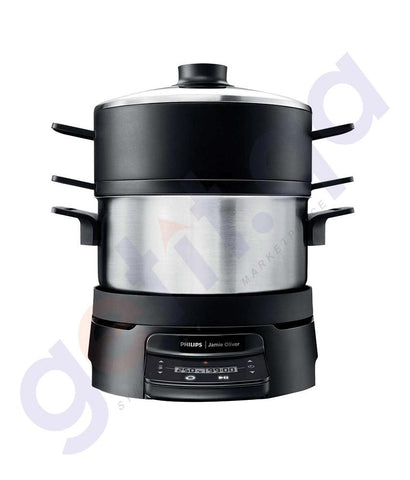 FOOD PROCESSOR - PHILIPS HOMECOOKER HIGH END 3 PIN HR1040