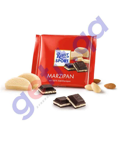 FOOD - RITTER SPORT MARZAPIN 100 GM