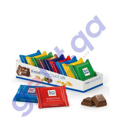 Food - RITTER SPORT MINI ASST 150 GM
