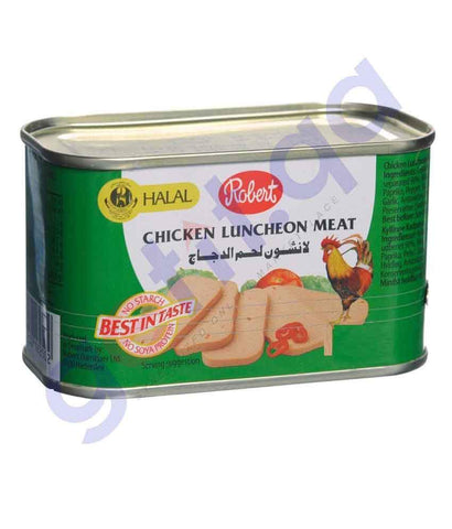 FOOD - Robert Chicken Luncheon Meat 200G