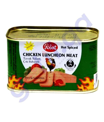 FOOD - Robert Chicken Luncheon Meat - Hot Spiced