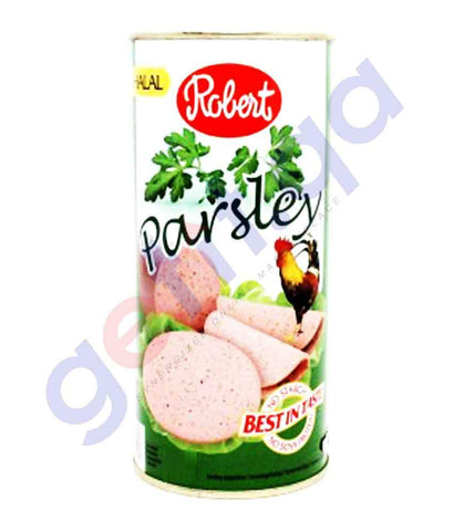 FOOD - Robert Chicken Luncheon Meat - Parsley