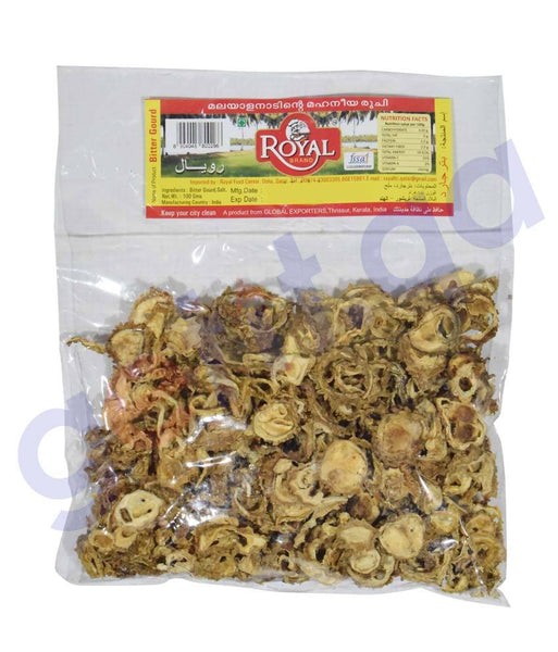 FOOD - Royal-Bitter-Gourd-Dry-100gm