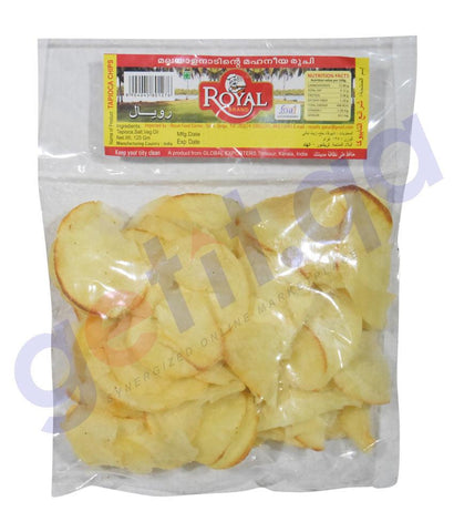 FOOD - Royal-Tapiocca-Chips-125-gm