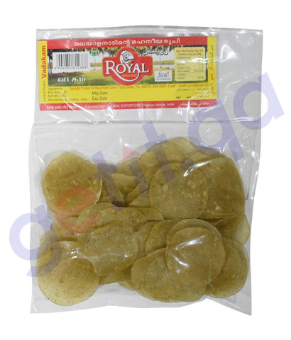 FOOD - Royal-Vadakkam-100-gm