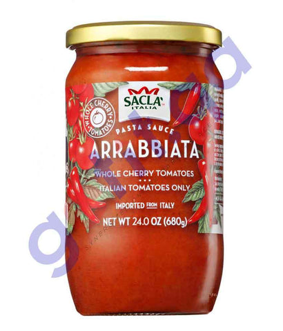 FOOD - SCALA ARRABBIATA SAUCE 190 GM