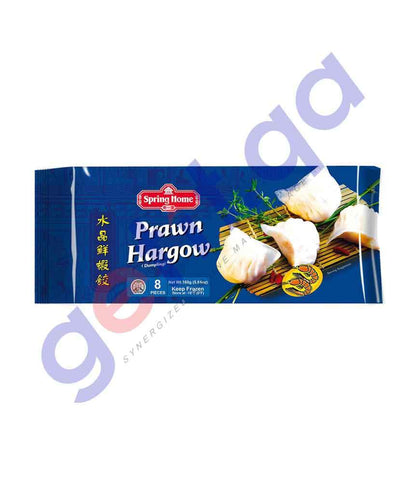 FOOD - SPRING HOME PRAWN HARGOW 160 GM
