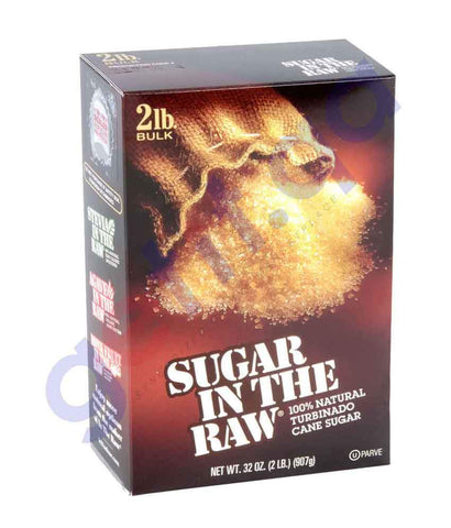 Food - SUGAR IN THE RAW