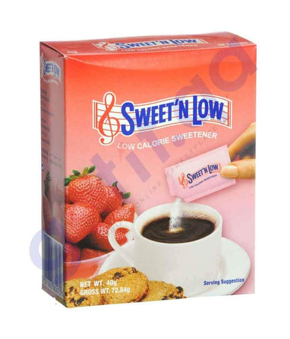 FOOD - SWEET N LOW SACHET
