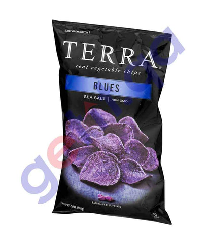 FOOD - TERRA BLUES CHIPS 141 GM