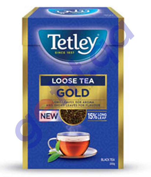 FOOD - Tetely Loose Golden