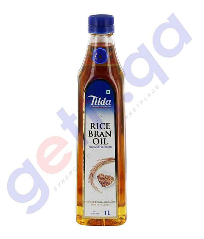 FOOD - Tilda Rice Bran Oil
