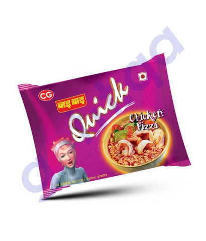 FOOD - WAI WAI CHICKEN PIZZA FLAVOUR 70 GM