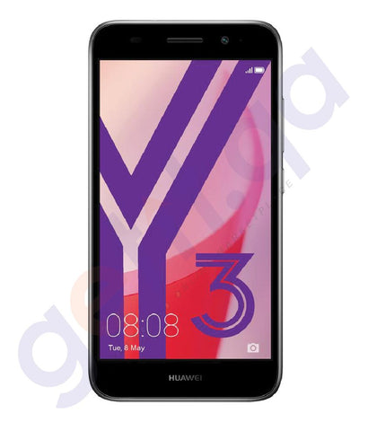 GETIT.QA | BUY HUAWEI Y3 (2018) - 1GB RAM- 8GB INTERNAL - 4G LTE IN QATAR
