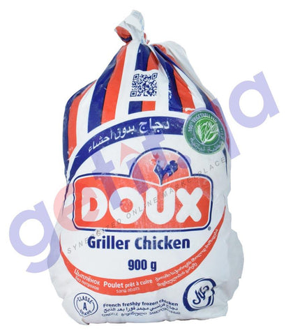 FROZEN FOODS - DOUX GRILLER CHICKEN 900GM