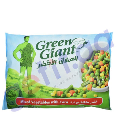 FROZEN FOODS - GREEN GIANT FROZEN MIXED VEG WITH CORN 450GM