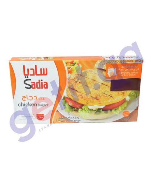 FROZEN FOODS - SADIA CHICKEN BURGER