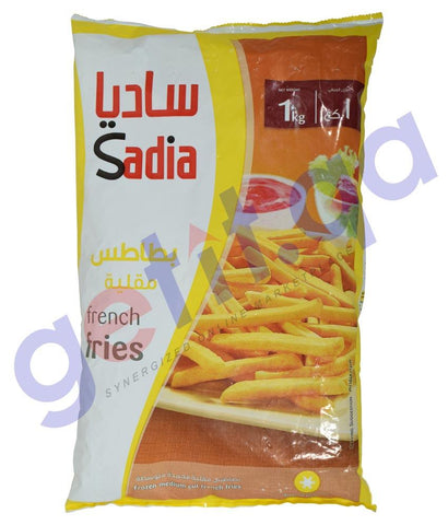 Buy Sadia French Fries Frozen 1kg Price Online Doha Qatar