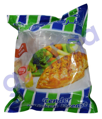 FROZEN FOODS - SAFFA TENDER CHICKEN BREAST 1000GM