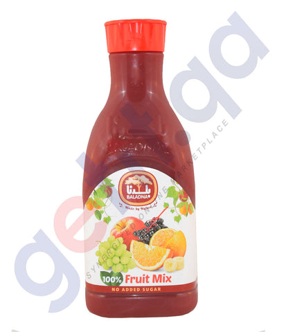 Buy Baladna Chilled Juice Fruit Mix Price Online Doha Qatar