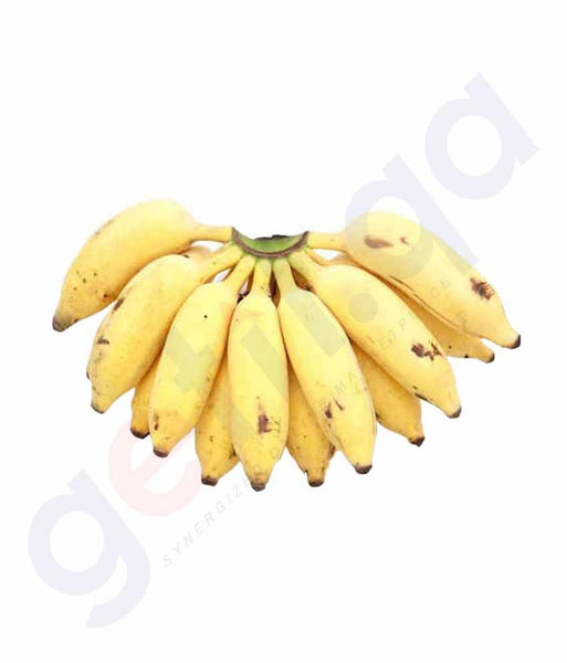 Fruits - Banana  (Indian - Rasakadali)  500 GM