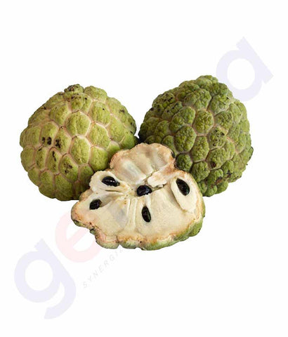 Fruits - Custard Apple -Sugar Apple (Sita Phal) 250gm