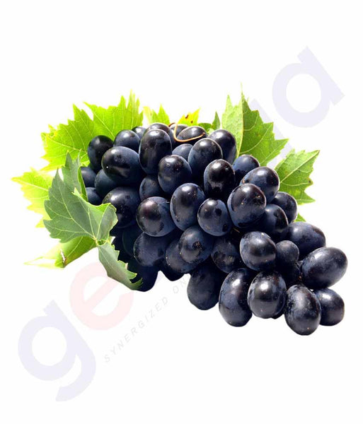 Fruits - Grapes (Black) 250gm