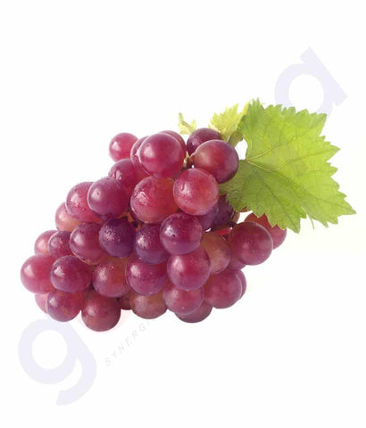 Fruits - Grapes (Red)  250gm