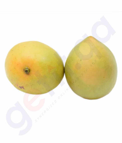 Fruits - Mangoes Round- Kenya  500gm