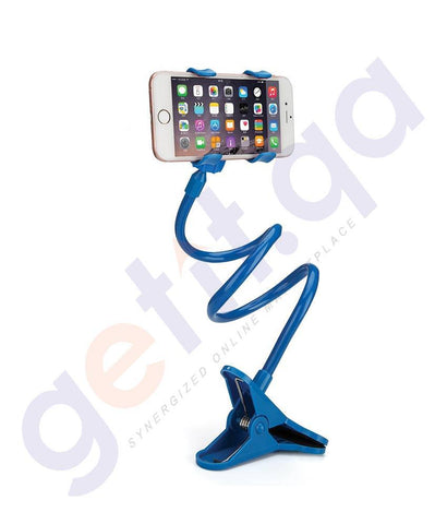 GADGETS - MOBILE LAZY STAND- FOR ALL TYPES OF MOBILES- ASSORTED COLOURS