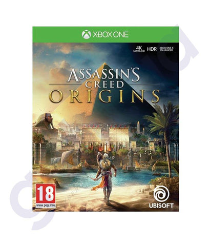 GAMES - ASSASSIN CREED ORIGINS FOR XBOX