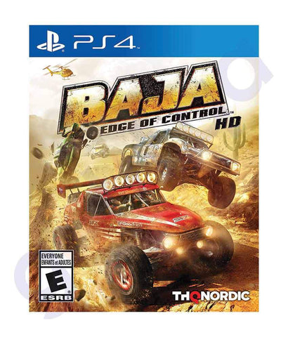 GAMES - BAJA - EDGE OF CONTROL-PS4